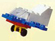 Set No: 1298  Name: Advent Calendar 1998, Classic Basic (Day  8) - Airplane