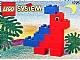 Set No: 1725  Name: Dinosaur