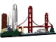Set No: 21043  Name: San Francisco