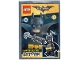 Set No: 211803  Name: Batman Movie Foil Pack