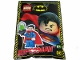 Set No: 211903  Name: Superman foil pack