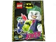 Set No: 211905  Name: The Joker foil pack #2