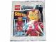 Set No: 242002  Name: Iron Man foil pack