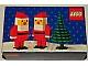 Set No: 245  Name: Two Santas and Tree