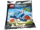 Set No: 271721  Name: Clay's Mini Falcon foil pack
