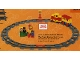 Set No: 2741  Name: Electric Train Starter Set