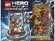 Set No: 3000039467  Name: Hero Factory, l'Ascension des débutants Pack (DVD and 2065-1)