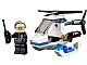 Set No: 30014  Name: Police Helicopter polybag