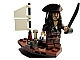 Set No: 30131  Name: Jack's Boat polybag