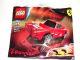 Set No: 30193  Name: 250 GT Berlinetta polybag