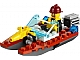 Set No: 30220  Name: Fire Speedboat polybag
