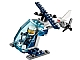 Set No: 30222  Name: Police Helicopter polybag