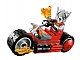 Set No: 30265  Name: Worriz' Fire Bike polybag