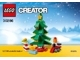 Set No: 30286  Name: Christmas Tree polybag