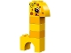Set No: 30329  Name: My First Giraffe polybag