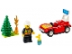 Set No: 30338  Name: Fire Car polybag