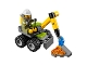 Set No: 30350  Name: Volcano Jackhammer polybag