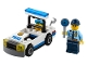 Set No: 30352  Name: Police Car polybag