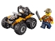 Set No: 30355  Name: Jungle ATV polybag