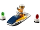 Set No: 30363  Name: Race Boat polybag