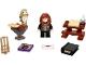 Set No: 30392  Name: Hermione's Study Desk polybag