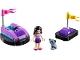 Set No: 30409  Name: Emma's Bumper Cars polybag