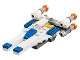 Set No: 30496  Name: U-Wing Fighter - Mini polybag