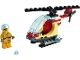 Set No: 30566  Name: Fire Helicopter polybag