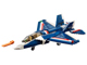 Set No: 31039  Name: Blue Power Jet