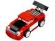 Set No: 31055  Name: Red racer