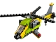 Set No: 31092  Name: Helicopter Adventure