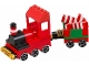 Set No: 40034  Name: Christmas Train polybag