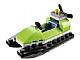 Set No: 40099  Name: Monthly Mini Model Build Set - 2014 06 June, Jet Ski polybag