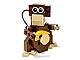 Set No: 40101  Name: Monthly Mini Model Build Set - 2014 08 August, Monkey (Chimpanzee) polybag
