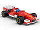 Set No: 40190  Name: Ferrari F138 polybag