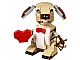 Set No: 40201  Name: Valentine's Cupid Dog