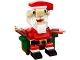 Set No: 40206  Name: Santa
