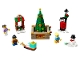 Set No: 40263  Name: Christmas Town Square