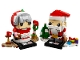 Set No: 40274  Name: Mr. Claus and Mrs. Claus