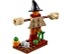 Set No: 40285  Name: Monthly Mini Model Build Set - 2018 10 October, Scarecrow polybag