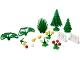 Set No: 40310  Name: Botanical Accessories polybag