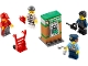 Set No: 40372  Name: Police Minifigure Accessory Set blister pack