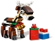 Set No: 40434  Name: Reindeer polybag (Reissue)
