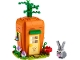 Set No: 40449  Name: Easter Bunny's Carrot House