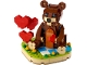 Set No: 40462  Name: Valentine's Brown Bear