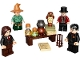 Set No: 40500  Name: Wizarding World Minifigure Accessory Set blister pack