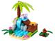 Set No: 41041  Name: Turtle's Little Paradise