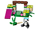 Set No: 41049  Name: Panda's Bamboo