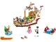 Set No: 41153  Name: Ariel's Royal Celebration Boat