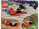Set No: 4124  Name: Advent Calendar 2001, Creator (Day 14) - Jet Ski